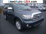 Toyota Sequoia Platinum  used cars market