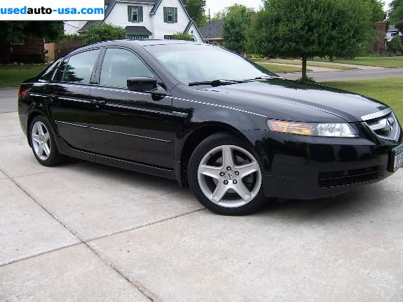 Car Market in USA - For Sale 2004  Acura TL