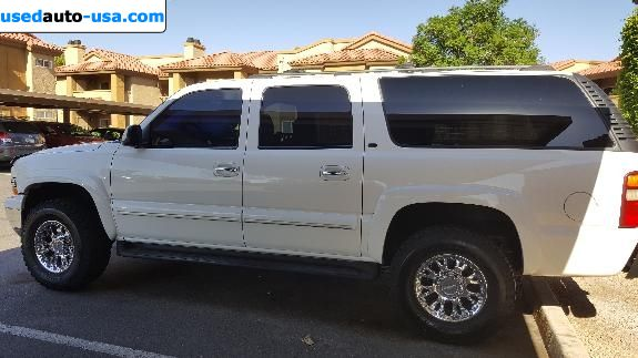 Car Market in USA - For Sale 2002  Chevrolet Suburban LT