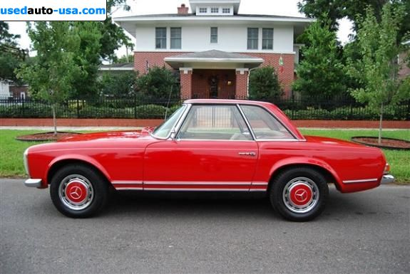 Car Market in USA - For Sale 1966  Mercedes 200