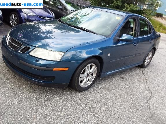Car Market in USA - For Sale 2006  SAAB 9 3 9-3 2.0T