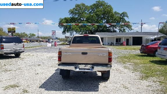 Car Market in USA - For Sale 1999  Toyota Tacoma PreRunner