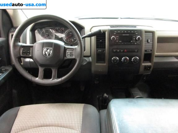 Car Market in USA - For Sale 2012  Dodge Ram 2500 Truck