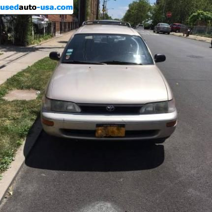 Car Market in USA - For Sale 1995  Toyota Corolla DX