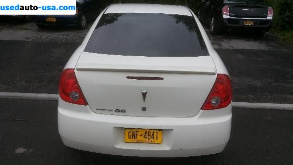 Car Market in USA - For Sale 2008  Pontiac G6