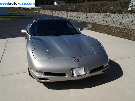 Car Market in USA - For Sale 2001  Chevrolet Corvette