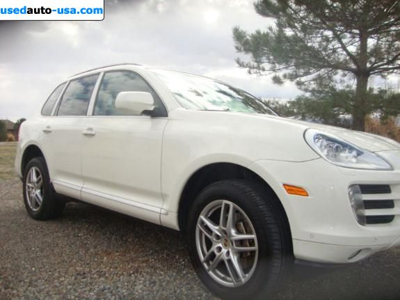 Car Market in USA - For Sale 2010  Porsche Cayenne