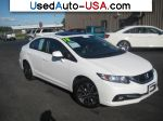 Honda Civic EX-L  used cars market