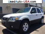 Ford Escape XLT 4X4  used cars market