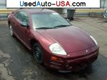 Mitsubishi Eclipse  used cars market
