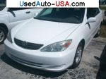 Toyota Camry L E  used cars market