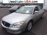 Buick Lucerne  used cars market