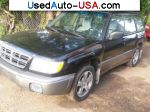 Subaru Forester S  used cars market
