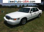 Grand Marquis GX  used cars market