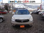 Buick Rendezvous  used cars market