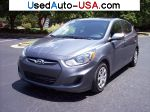 Hyundai Accent GS  used cars market