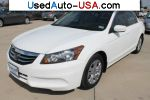 Honda Accord SE  used cars market