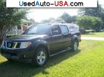Nissan Frontier LE  used cars market