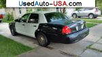 Crown Victoria Police Interceptor  used cars market