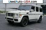 Mercedes G Class  used cars market
