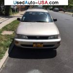 Toyota Corolla DX  used cars market