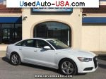 Audi A6  used cars market