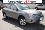 Nissan Rogue S AWD  used cars market