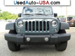 Car Market in USA - For Sale 2015  Jeep Wrangler Unlimited Sport