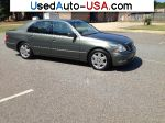 Lexus LS 430  used cars market