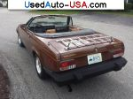 Car Market in USA - For Sale 1980    TR7 Convertible