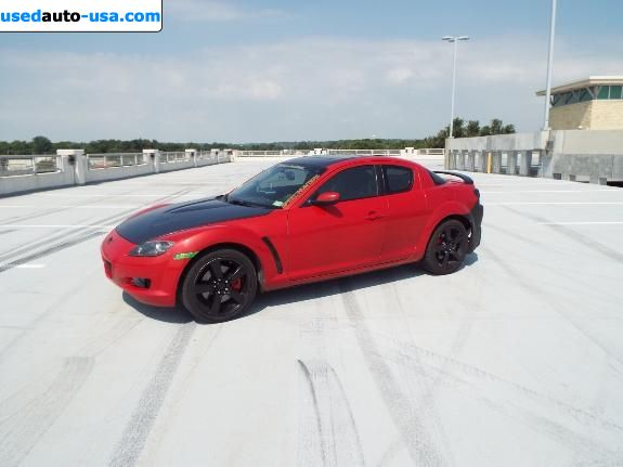 Car Market in USA - For Sale 2004  Mazda RX 8 RX-8 Standard 6 speed