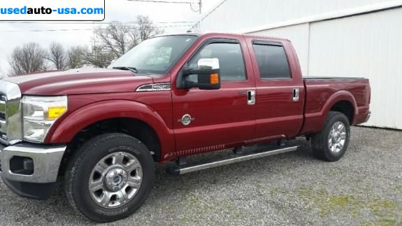 Car Market in USA - For Sale 2014  Ford F 250 F-250
