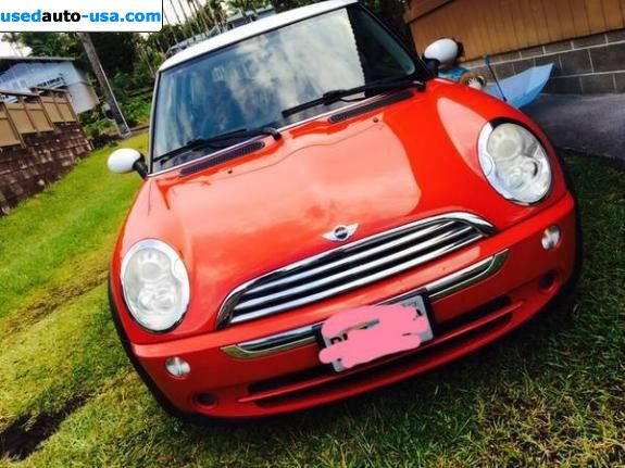 Car Market in USA - For Sale 2006  Mini Cooper