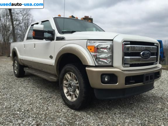 Car Market in USA - For Sale 2012  Ford F 250 F-250