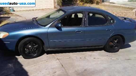 Car Market in USA - For Sale 2004  Ford Taurus se