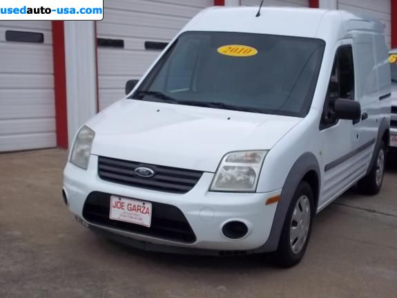 Car Market in USA - For Sale 2010  Ford Transit Connect