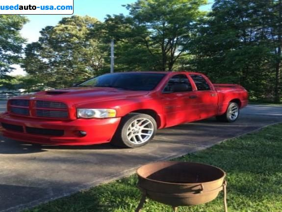 Car Market in USA - For Sale 2005  Dodge Ram 1500 Truck 8.3L