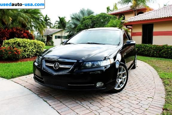 Car Market in USA - For Sale 2007  Acura TL