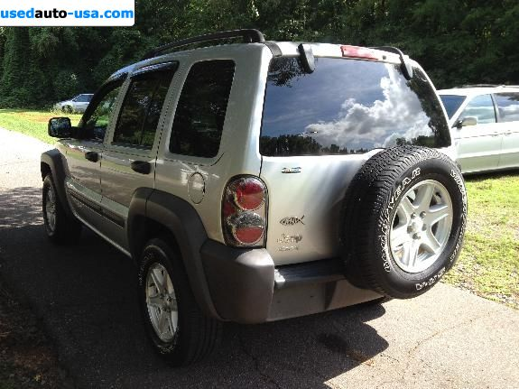 Car Market in USA - For Sale 2003  Jeep Liberty Sport