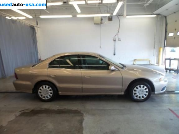 Car Market in USA - For Sale 2003  Mitsubishi Galant ES