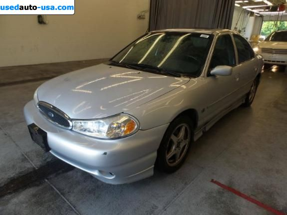 Car Market in USA - For Sale 2000  Ford Contour SVT
