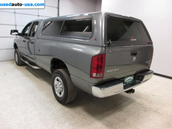 Car Market in USA - For Sale 2006  Dodge Ram 3500 Truck
