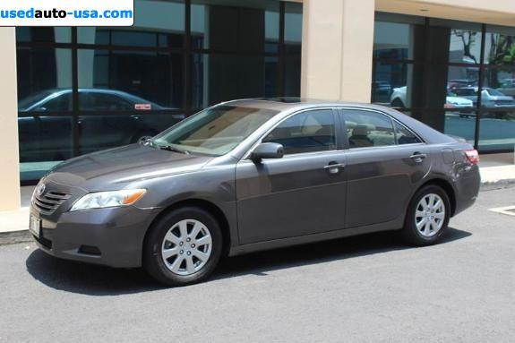 Car Market in USA - For Sale 2007  Toyota Camry Hybrid