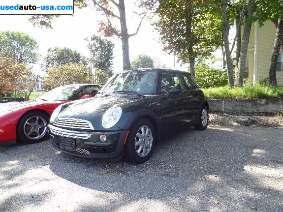 Car Market in USA - For Sale 2003  Mini Cooper DH16-34