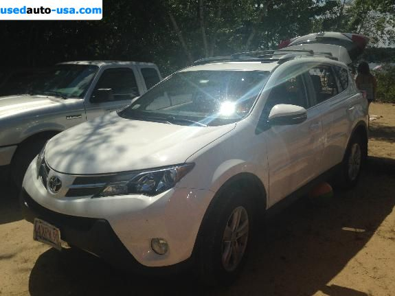 Car Market in USA - For Sale 2013  Toyota RAV4 xle
