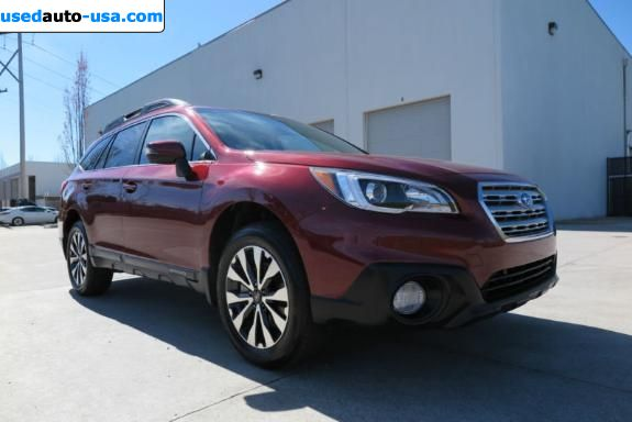 Car Market in USA - For Sale 2015  Subaru Outback
