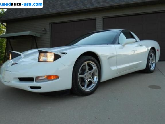 Car Market in USA - For Sale 2001  Chevrolet Corvette 5.7