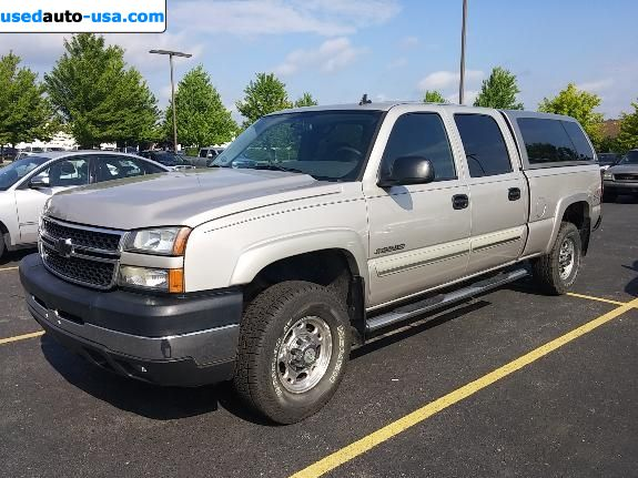 Car Market in USA - For Sale 2006  Chevrolet Silverado C/K2500 HD LT2 Crew cab