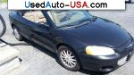 Car Market in USA - For Sale 2003  Chrysler Sebring LXI CONVERTIBLE