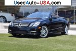 Mercedes E Class Cabriolet  used cars market